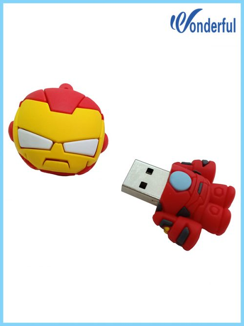 character usb flash drive