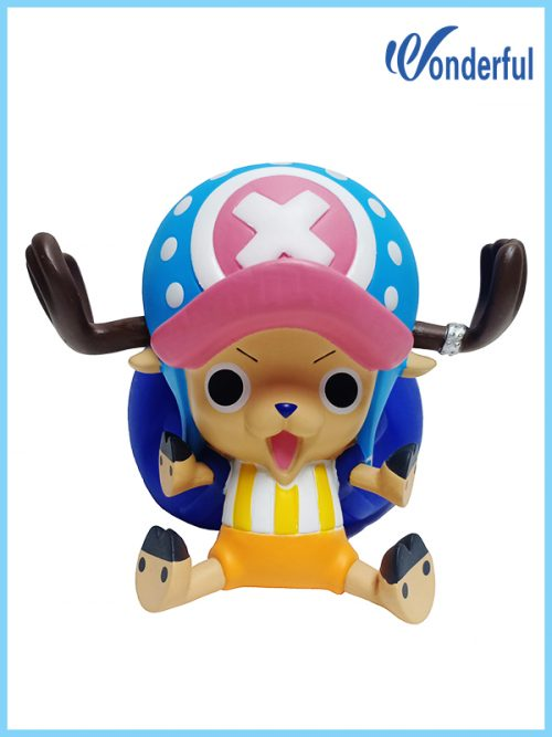 Tony Tony Chopper coin banks,Japanese anime piggy banks