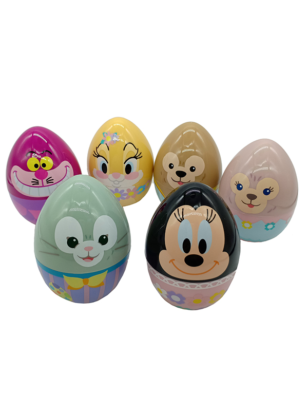 food grade ABS eggs for candy toys